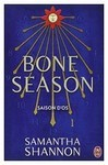bone season shannon saga