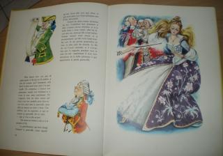 grand livre des contes cendrillon