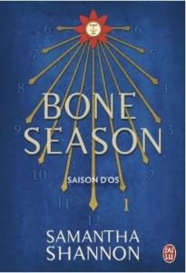 bone season tome 1 saison d'os samantha shannon j'ai lu