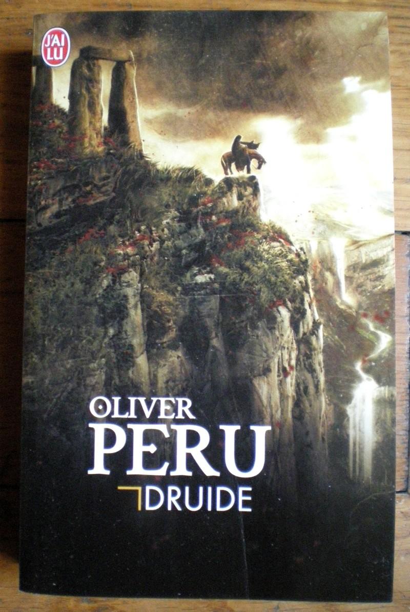 TROC VENTE DRUIDE OLIVER PERU JAI LU