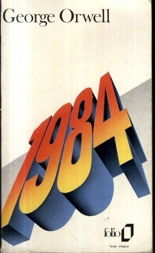1984 george orwell folio
