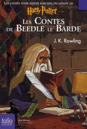 les contes de beedle le barde j. k. rowling folio junior