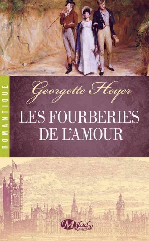 les fourberies de l'amour georgette heyer