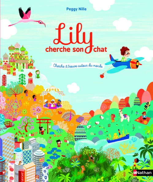 lily cherche son chat peggy nille nathan