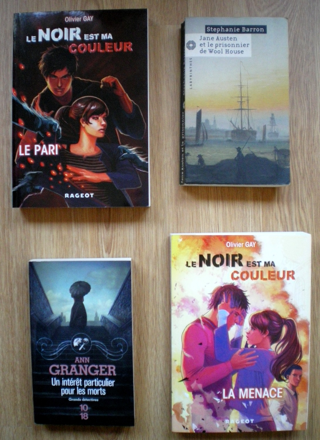 WHAT'S UP WEEKLY 2015 LIVRES TROC CADEAUX