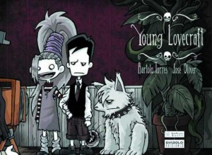 young lovecraft 3 bztolo torres josé oliver kettledrummer books diabolo ediciones