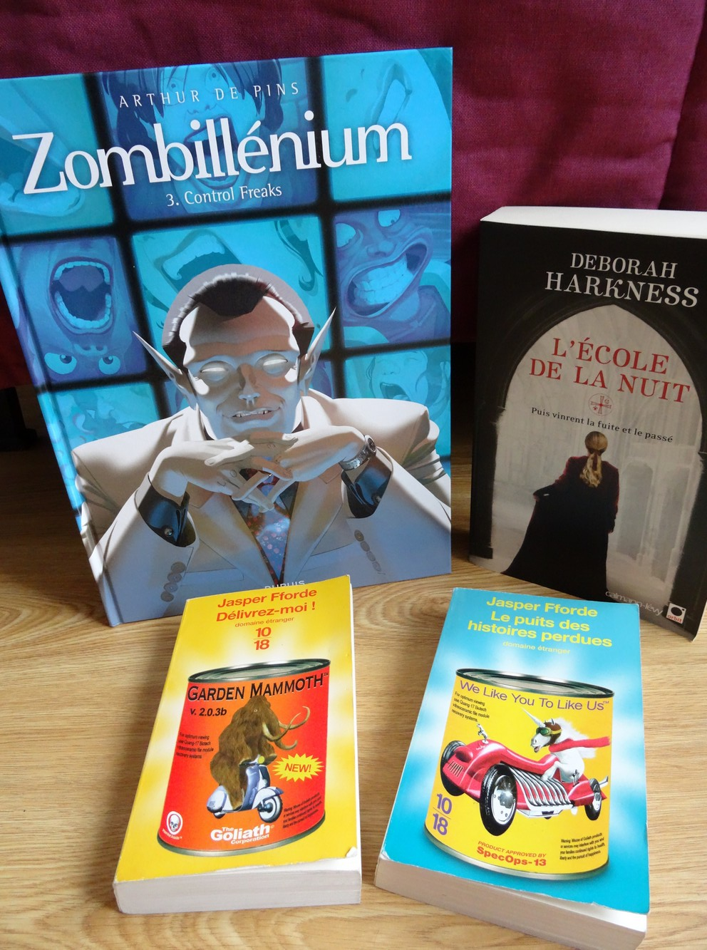 WHAT'S UP WEEKLY 2015 9 ACHATS LIVRES TEMPS LIVRES