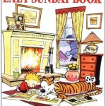 calvin and hobbes lazy sunday book bill watterson