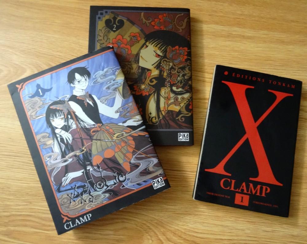 concours 9 ans du blog mangas clamp