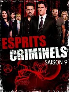 esprits criminels saison 9 coffret dvd