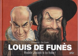 louis de funès rabbi jacob à la folie chanoinat da costa jungle