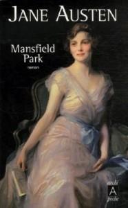 mansfield park jane austen archipoche