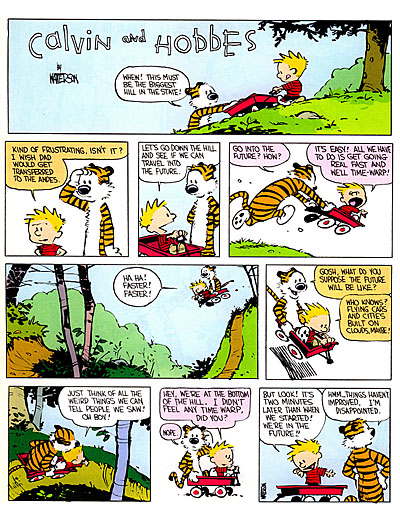 Lazy_Sundays_book calbin hobbes extrait