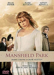 mansfield park adaptation 2007