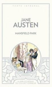 mansfield park jane austen la bibliothèque du collectionneur