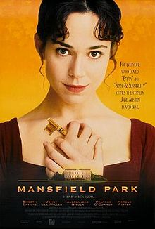 masnfield park adaptation 1999