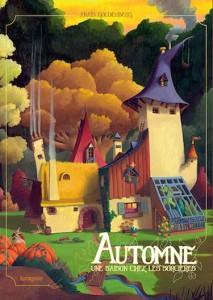 une saison chez les sorcières tome 1 automne anaïs goldemberg lumignon
