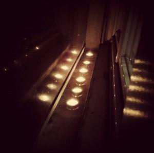 bougies pour paris