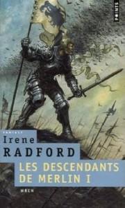 descendants de merlin tome 1 wren irene radford points fantasy