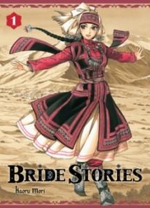 bride stories tome 1 kaoru mori ki-oon