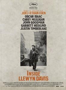 inside llewyn davis frères cohen dvd