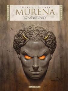 murena tome 5 la déesse noire dufaux delaby dargaud