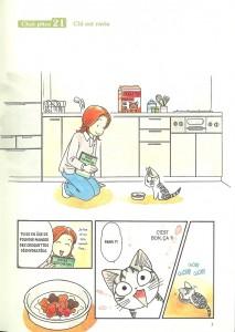 chi une vie de chat tome 2 konami kanata extrait
