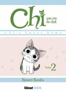 chi une vie de chat tome 2 konami kanata france loisirs
