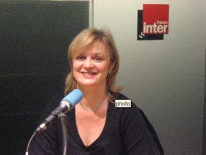 Muriel GILBERT, portrait trouvé sur France Inter (2011).