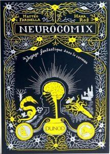 neurocomix matteo farinella hana ros dunod
