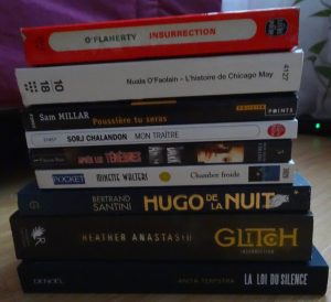 what's up 2016 6 pile livres miniature
