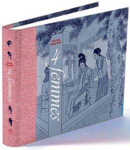 4 femmes wang shu hui éditiones fei