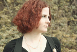 Clémence GODEFROY, portrait trouvé sur le site du Chat Noir.