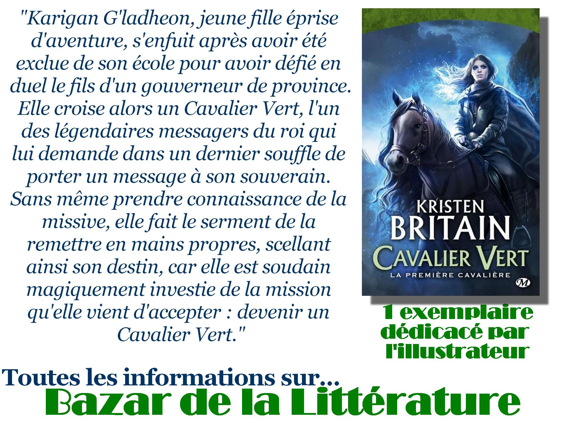 cavalier vert tome 1 pdf
