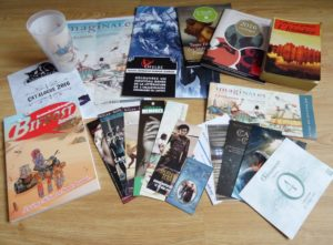 what's up 2016 8 imaginales goodies
