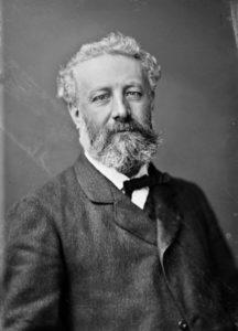 Portrait de Jules VERNE trouvé sur le site de la ville de Chevilly.