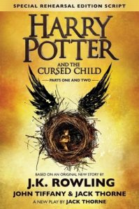 harry potter tome 8 and the cursed child j k rowling john tiffany jack thorne little brown and compagnie
