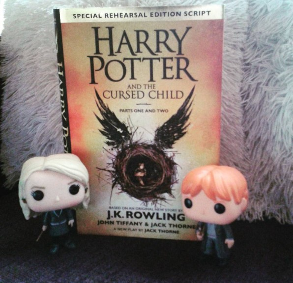 what's up 2016 9 funko pop harry potter ron luna livre harry potter and the cursed child