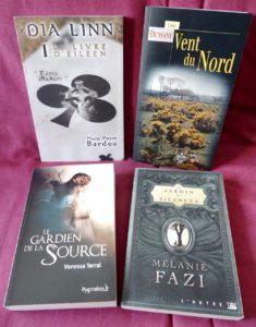 what's up 2016 9 livres achetés irlande