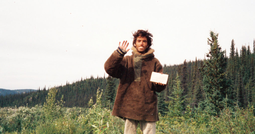Dernière photo de Chris MCCANDLESS avant sa mort.