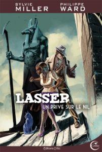 lasser-detective-des-dieux-tome-1-un-prive-sur-le-nil-de-sylvie-miller-philippe-ward-editions-critic