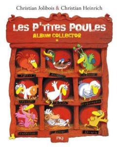 les-ptites-poules-album-collector-tome-1-chistian-jolibois-christian-heinrich-pkj