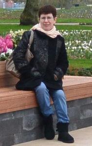 Patricia LE SAUSSE, portrait trouvé sur le site des Aventuriales.