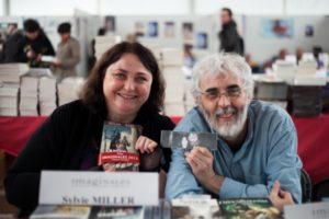 Sylvie MILLER et Philippe WARD aux Imaginales 2013, par Mélanie FAZI.