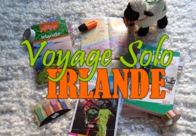 [VIDEO] Voyage solo en IRLANDE !