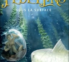 Fedeylins, Tome 3 : Sous la surface de Nadia COSTE