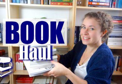 [VIDEO] BOOK HAUL – Septembre 2017