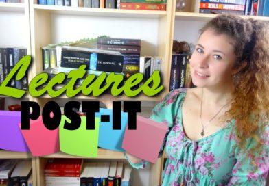 [VIDEO] 9 lectures en post-it #1