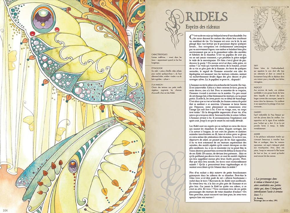 Le grand livre des esprits de la maison de richard ely illustr par - La place dans la maison ...
