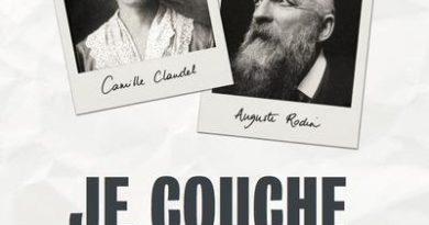 Je couche toute nue de Camille CLAUDEL et Auguste RODIN